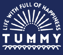 LIFE WITH OF HAPPINESS TUMMY